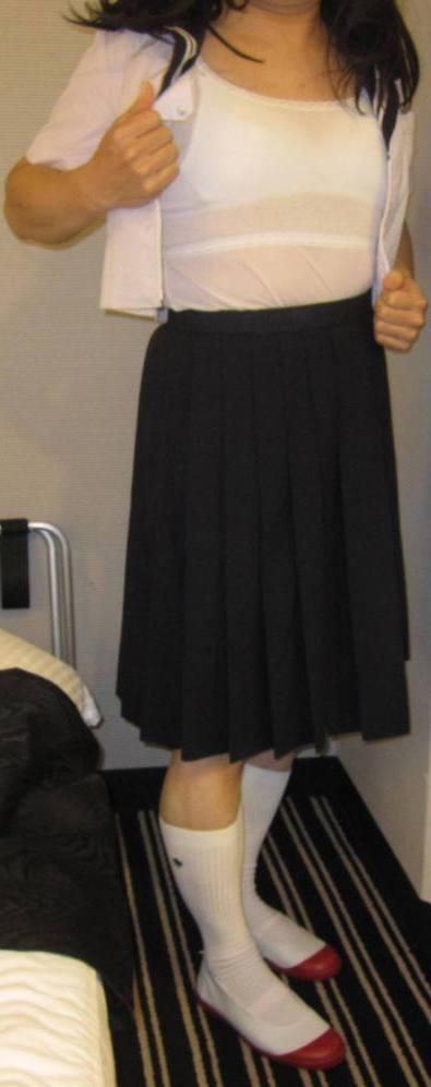 制服スリップ エロの画像